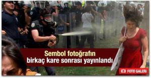 taksim_eylem_kirmizili_kadin