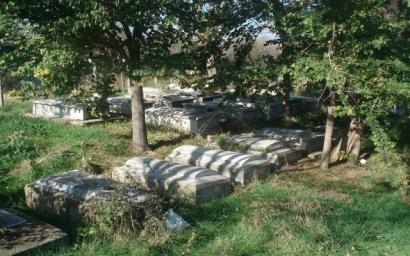 Gelibolu Yahudi Mezarlığı