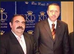 Mayıs 2005'te gerçekleşen İsrail gezisinde Başbakan Erdoğan ve Rafael Sadi