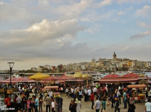 Eminönü ve çevresi İstanbul