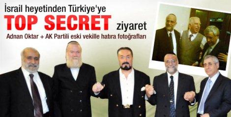 """Hürriyet: Adnan Oktar'ın """"Devlet sırlarını İsrail'e verdiği iddia ediliyor""""…"""
